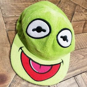 The Muppets Kermit The Frog Baseball Hat Cap